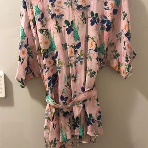 Anthropologie Tops - Anthropologie silk top